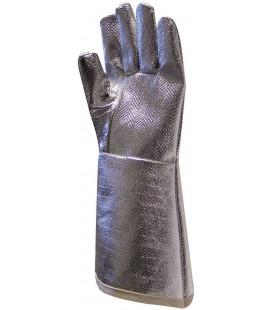 Aluminizált kesztyű 38cm