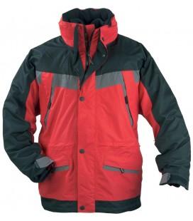 Iceberg 3in1 piros/fekete kabát