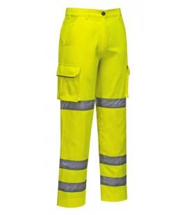 LW71 - Női jól láthatósági nadrág - sárga