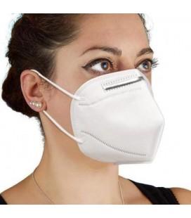 KN95 (FFP2) szelep nélküli szájmaszk