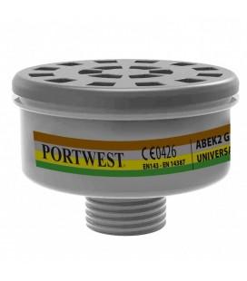 P926 - ABEK2 gáz szűrő - univerzális /4db/