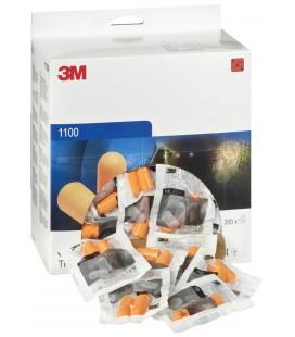 3M 1100 narancs színű füldugó