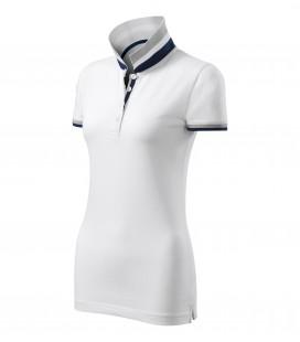 COLLAR UP257 galléros női póló - több színben
