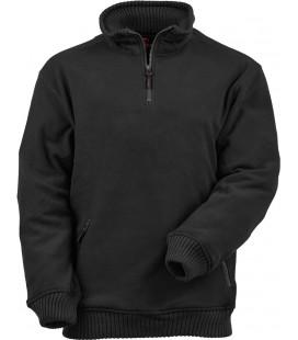 Coverguard Angara bebújós fekete pulóver 380g