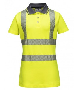 LW72 - Női Pro pólóing - sárga