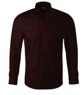 Férfi karcsúsított hosszú ujjú ing - több színben DYNAMIC262
