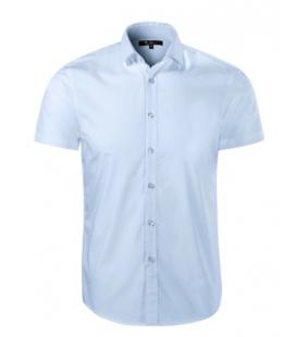 Férfi karcsúsított rövid ujjú ing - több színben FLASH260