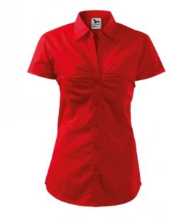 Női rövid ujjú ing - több színben CHIC214